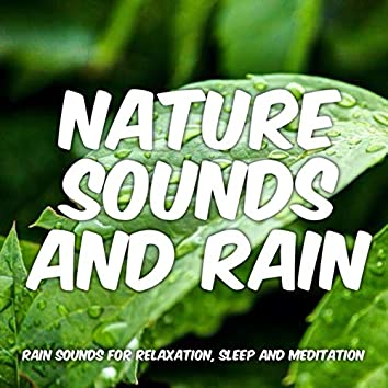 Rain Sounds for Relaxation, Sleep and Meditation