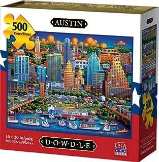 Dowdle Jigsaw Puzzle - Austin - 500 Piece