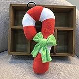 XYZHP-Pet Haustier Hund Vokal Spielzeug Weihnachtszuckerstange Teddy Spitz-Welpen Molar Biss Resistant Hundespielzeug Haustier-Spielzeug