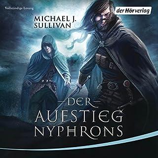 Der Aufstieg Nyphrons audiobook cover art