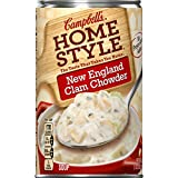 Campbell's Homestyle New England Clam Chowder, 18.8 oz.