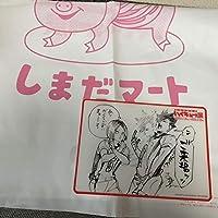 ハイキュー展 来場者特典 音駒 研磨 黒尾 イラストカード