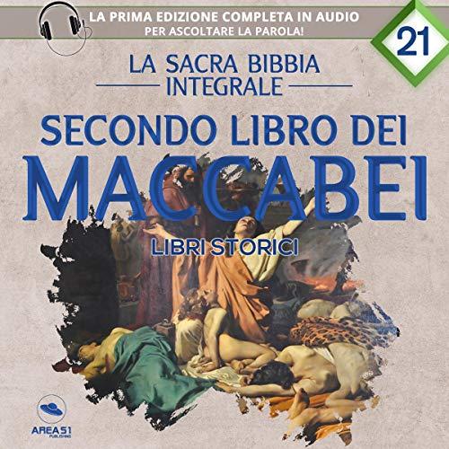 Secondo libro dei Maccabei copertina