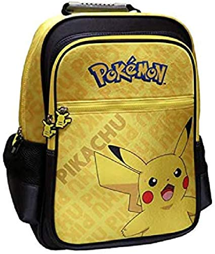 Mochila Adaptable a Trolley Pokémon Pikachu 41X20X35 Cm