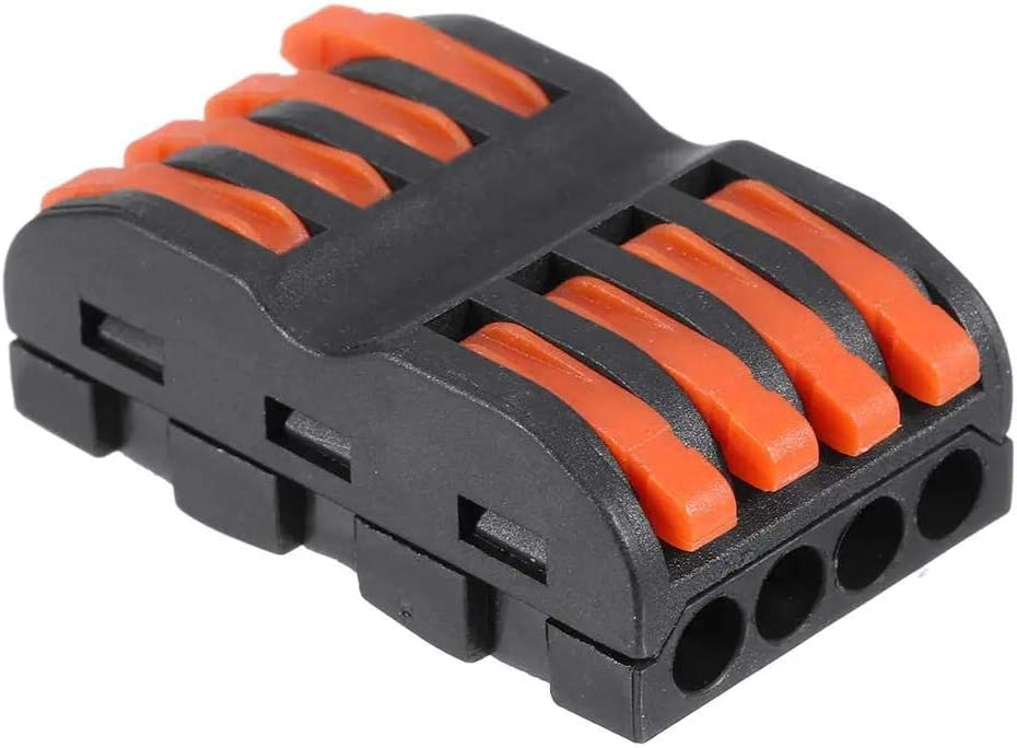 MING-MCZ Durable New products, world's highest quality popular! Mesa Mall SPL-4 CH4 Quick Terminals Connector Push-o Wire