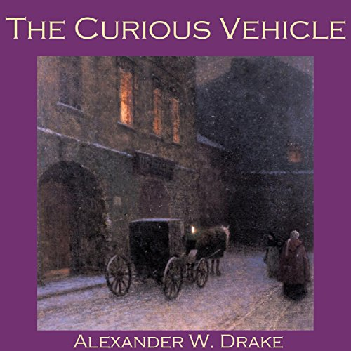 The Curious Vehicle audiobook cover art