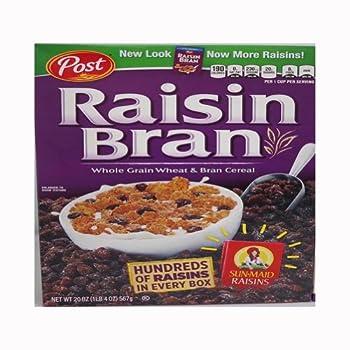 Best post raisin bran cereal Reviews