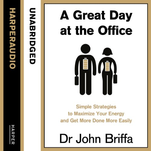 A Great Day at the Office audiobook cover art
