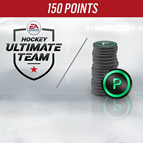 NHL 18 150 HUT Points Pack - PS4 [Digital Code]