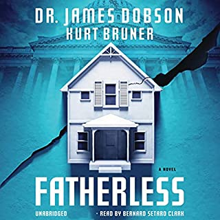 Fatherless audiobook cover art
