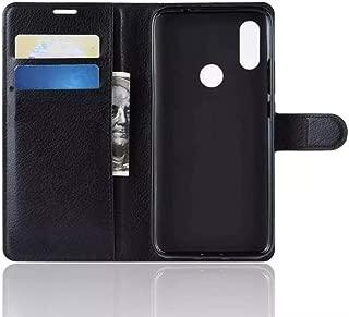 Capa Carteira Flip Premium XIaomi Redmi Note 7/Note 7 Pro, Preta