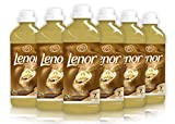 Lenor Suavizante Oro & Flores de vainilla 208 lavados, Maxi formato 8 x 26 lavados