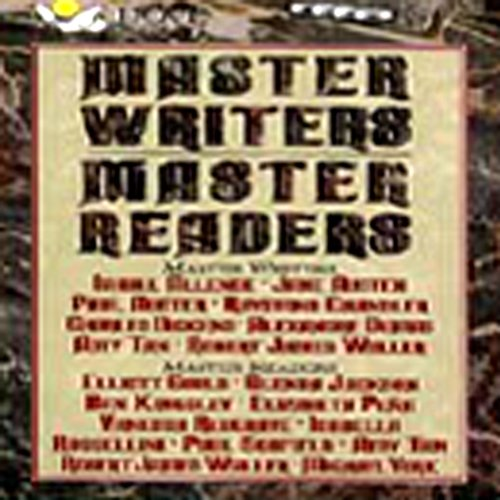 Master Writers, Master Readers                   By:                                                                                                                                 Isabel Allende,                                                                                        Jane Austen,                                                                                        Paul Auster                               Narrated by:                                                                                                                                 Elliott Gould,                                                                                        Glenda Jackson,                                                                                        Ben Kingsley                      Length: 6 hrs and 1 min     6 ratings     Overall 2.8