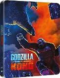 Godzilla vs Kong Steelbook (4K Ultra HD + Blu Ray)