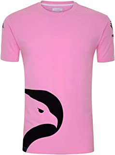 BasicNet Spa Palermo FC T-shirt roze adelaar Amepos 2020/21 Kappa