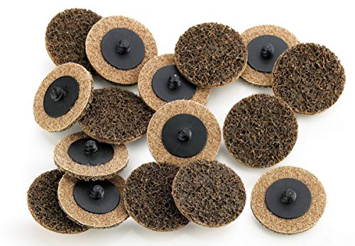 Katzco Reinforced Cut-Off Wheels - 50 Pieces - 1.5 Inches - Abrasive Disc for Cutting All Ferrous Metals, Stainless Steel and Many Types of Materials