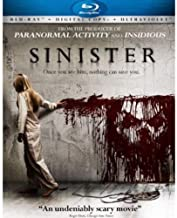 Best sinister blu ray Reviews