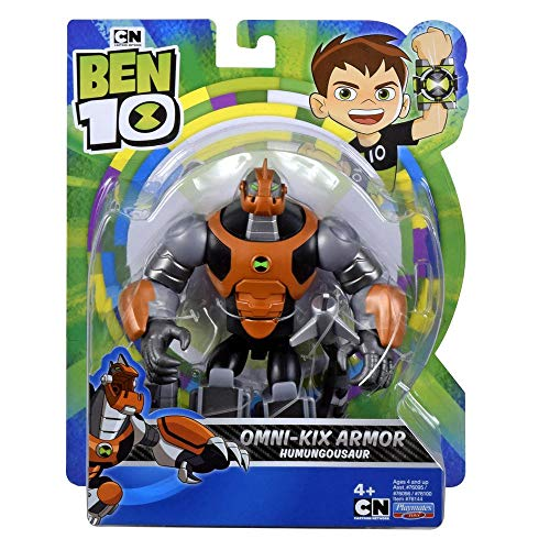 Giochi Preziosi - Ben10 Pb A11 Kixa Humungosaur Personaggi, BEN55100