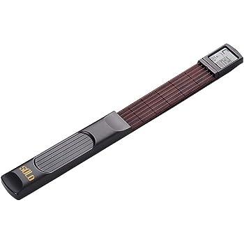 Starmood Digital Handy Guitar Chord Trainer Mini 6 Fret ...