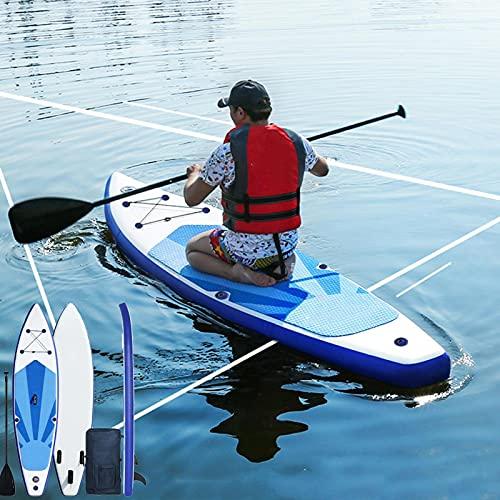 XRDSHY Paddle Surf Hinchable Tabla Surf Portátil Tabla de Padel Surf Hinchable Estable y Duradero Tabla Padel Surf con Mochila y Accesorios Completos