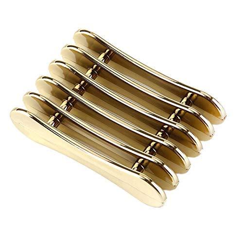 HZWLF Manucure Brosse Rack 5 Grille Nail Art Porte-Stylo Ongles Salon Brosse Rack Accessoire Sculpture UV Gel Cristal Stylo Transporteur De Stockage Manucure Outil Support De Support (10 pcs)