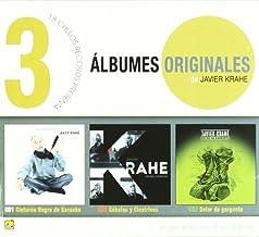 3 Albumes Originales De Javier Krahe