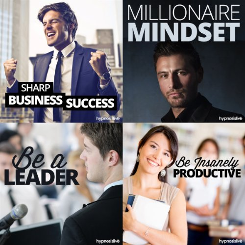 Couverture de The Entrepreneur's Business Hypnosis Bundle