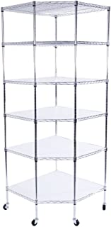 Best metal corner shelving unit Reviews