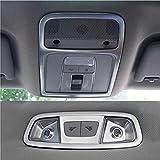 WSCLCP Las Luces de Lectura del Interior del Coche decoran Las Lentejuelas de la luz del Domo Interior, Accesorios del Coche sedán Hatchback Modificado, para Audi Q3 A3