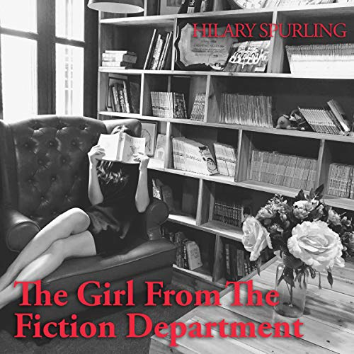 The Girl from the Fiction Department audiobook cover art