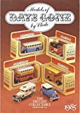 1985 Models of Days Gone: The Diecast Collectable by Lledo Fold Out Pamphlet