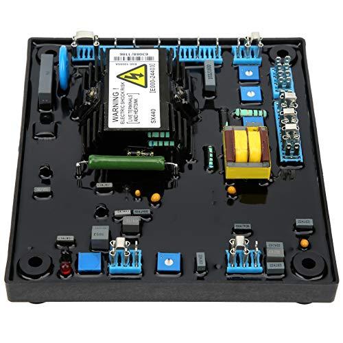 Estabilizador de voltaje del generador AVR sin escobillas ajustable SX440 para 60HZ