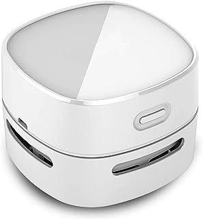CJDM 2 pièces, Mini aspirateur sans Fil Portable de Table de Bureau Portable, aspirateur de Cuisine Mini miettes aspirateu...