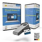 Microsoft® Windows 8.1 Professional USB Stick mit Verpackung
