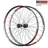MATERIALE: AL7075 Set ruote per bici da corsa da corsa in lega a doppia parete, Peso: F: 850 g, R: 970 g.
