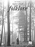 Taylor Swift Folklore: Piano/Vocal/Guitar