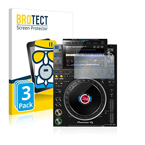 BROTECT Protector Pantalla Cristal Mate Compatible con Pioneer CDJ...