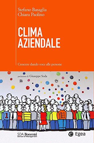 Clima aziendale: Crescere dando voce alle persone