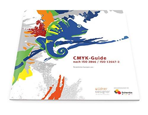 CMYK-Guide/Euroskala nach ISO 2846 / ISO 12647-2 (1)