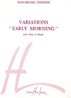 Variations Early Morning (flute and harp