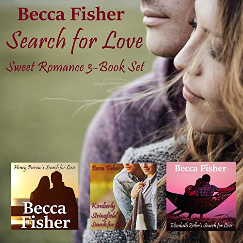 Amazon com: Search for Love: Sweet Romance 3 Book Set (Audible