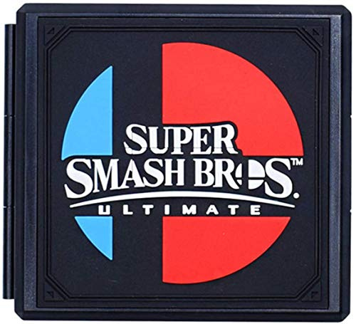 Adventure Games - Super Smash - Premium Game Card Case - Nintendo Switch