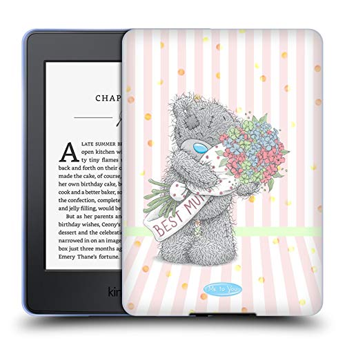 Head Case Designs Officially Licensed by Me to You Best Mum All About Love Soft Gel Case Compatible with Kindle Paperwhite 1/2 / 3