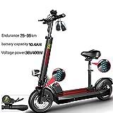 Scooter elettrico per adulti, monopattino pieghevole, doppio motore 2000W60V, batteria al litio 21A,...