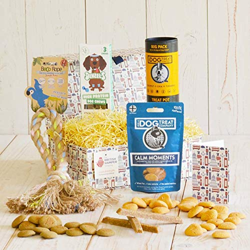 The British Hamper Company Doggy Delights Gift Hamper