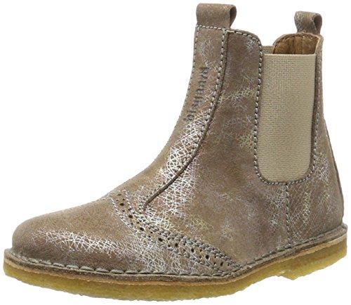 Bisgaard Unisex-Kinder Stiefelette Chelsea Boots, Braun (314-1 Beige), 26 EU