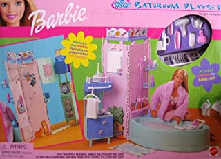 Barbie All Around Home Bathroom Playset (2000)