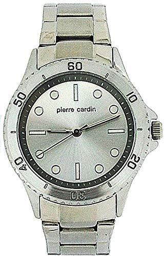 Pierre Cardin–Reloj de Pulsera analógico para Mujer Cuarzo Acero Inoxidable w de 007–01d