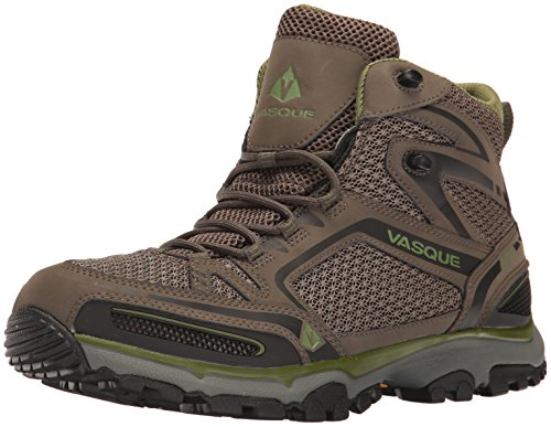 Vasque Men's Inhaler II GTX Hiking Boot, Brown Olive/Pesto, 11 M US