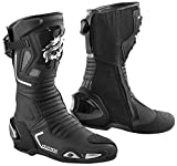 Arlen Ness Sugello - Stivali da moto, numero 37, colore: Nero